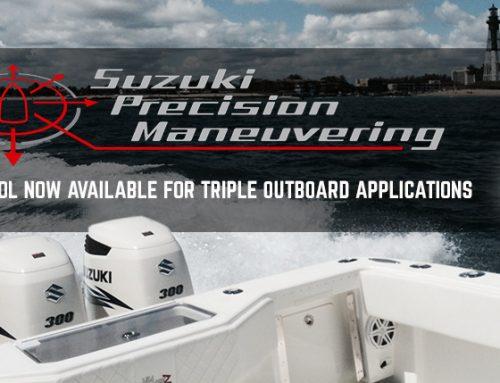 Suzuki Precision Maneuvering Joy Stick Control System